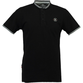 Polo Canadian Peak Karinga Heren Noir