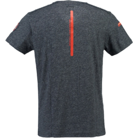 T-shirt Canadian Peak Josport Heren Marine