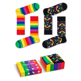Happy Socks Pride Edition Giftbox