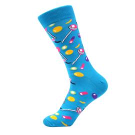 Vrolijke Sokken Candy 41-46