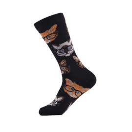 Vrolijke Sokken Kat Maat 41-46