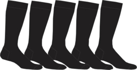 5-Pack Twinday Sokken Zwart