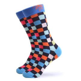 Vrolijke Sokken Blokjes Maat 41-46