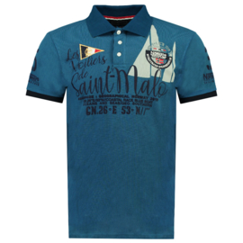 Polo Geographical Norway Kalo Heren Blue