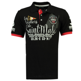 Polo Geographical Norway Kaco Heren Black