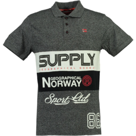 Polo Geographical Norway Karchie Heren Black
