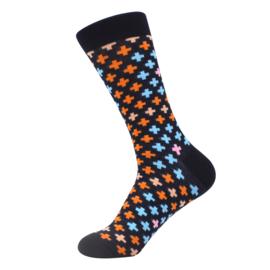 Vrolijke Sokken Plusjes Maat 41-46