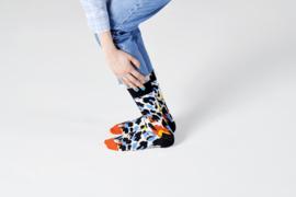 Happy Socks Leopard Maat 41-46