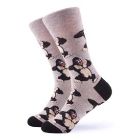 Vrolijke Sokken Gorilla Maat 41-46
