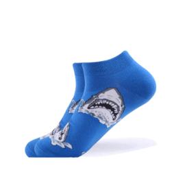 Vrolijke Sokken Haai Maat 36-40