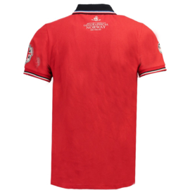 Polo Geographical Norway Kingsley Heren Red