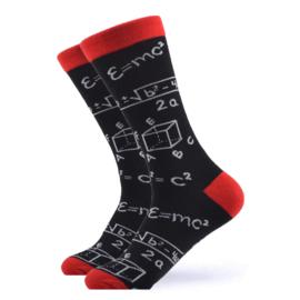 Vrolijke Sokken Wiskunde Maat 36-40