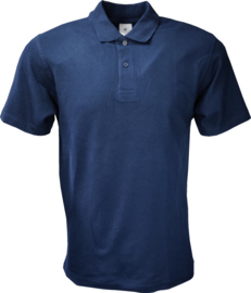 B&C Basic Polo Navy