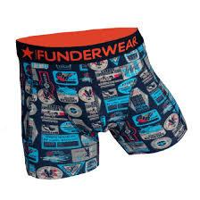 2-Pack Funderwear Boxershorts Suitable