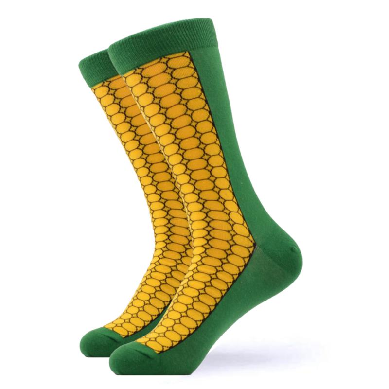 Vrolijke Sokken Mais Maat 41-46