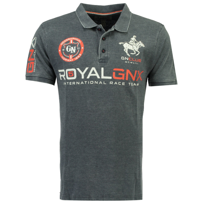 Polo Geographical Norway Krudo Heren Navy