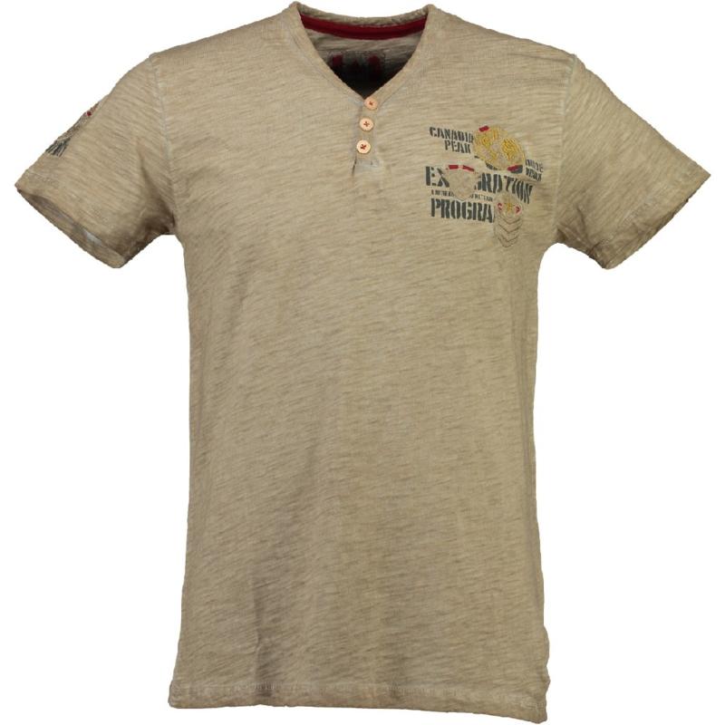 T-shirt Canadian Peak Isla Heren Beige