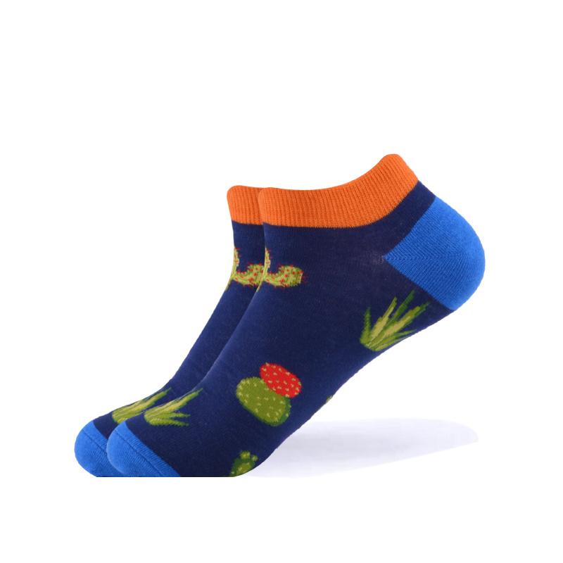 Vrolijke Sokken Cactus Maat 36-40