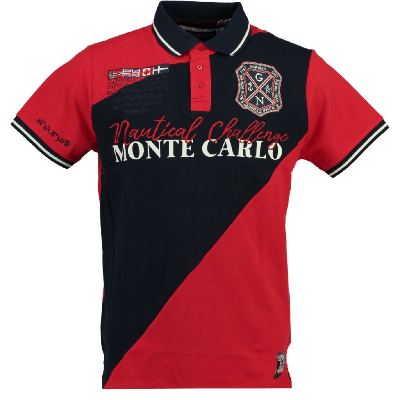 Polo Geographical Norway Kris Heren Red