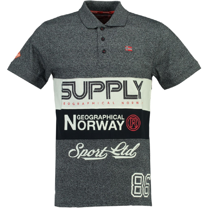 Polo Geographical Norway Karchie Heren Navy