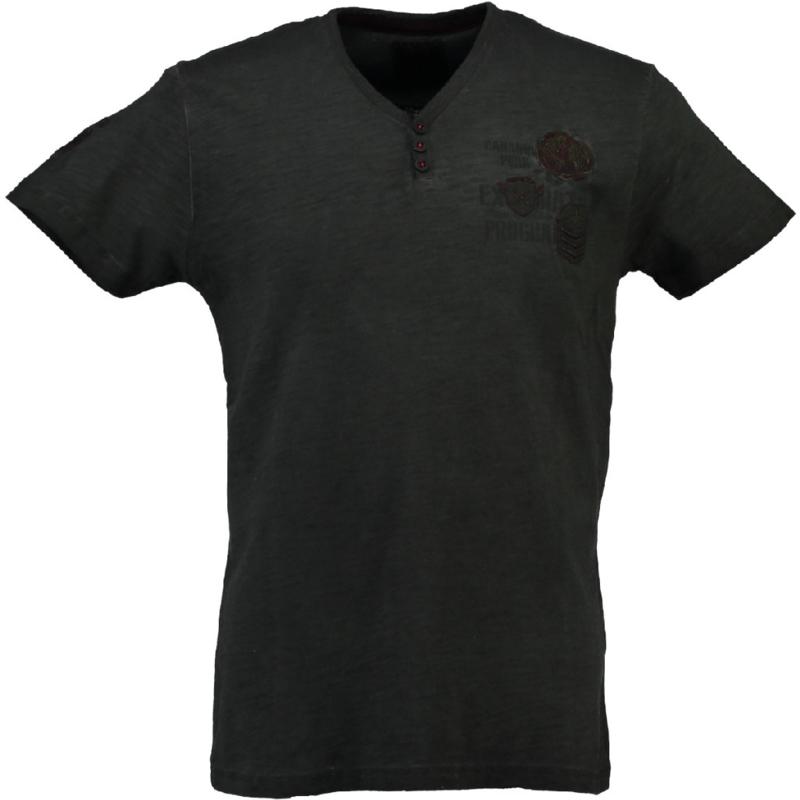 T-shirt Canadian Peak Isla Here  Noir