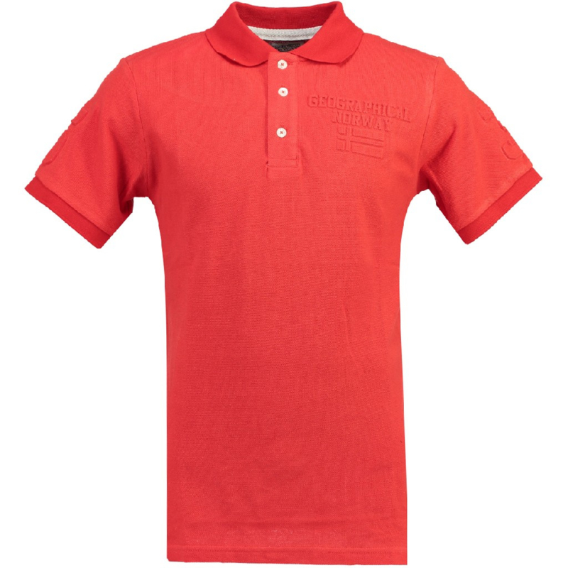 Polo Geographical Norway Kaythen Heren Red