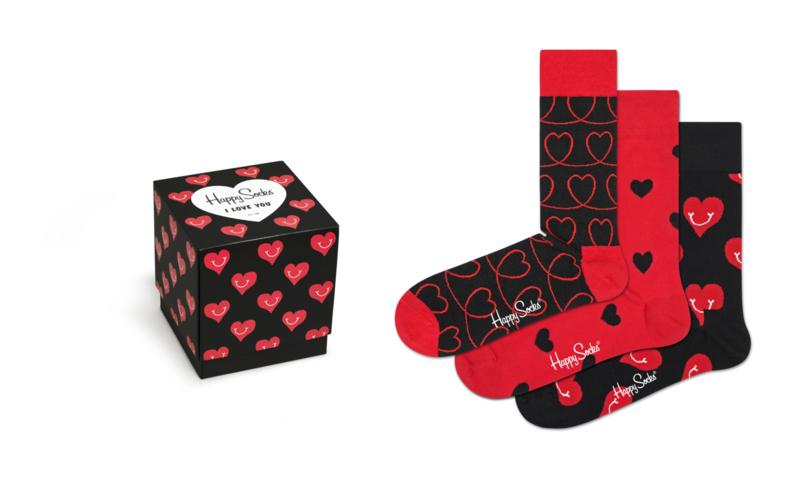 Happy Socks I Love You Giftbox