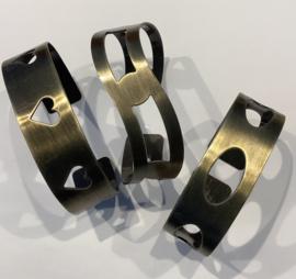 Koper armband unisex past altijd keuze uit Vijf stuks wij sturen randem op per stuk te koop