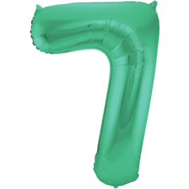 Cijfer Mat Green- 7