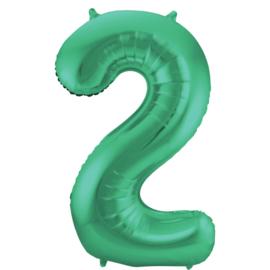 Cijfer Mat Green- 2