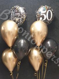 Heliumtros met folie
