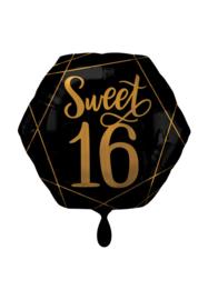 Sweet 16 black M