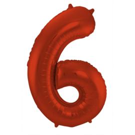 Cijfer Rood- 6