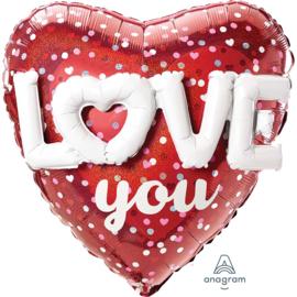 Valentijn- 3D Love you