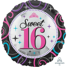 Sweet 16 rond