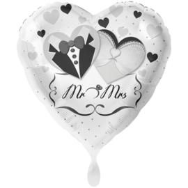 Huwelijk- Mr&Mrs XL