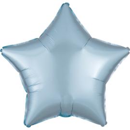 Ster- Pastel blauw