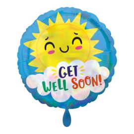Beterschap- Get well soon!