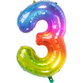 Cijfer Rainbow-3