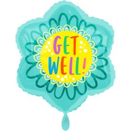 Beterschap- Get well!