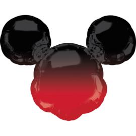 Folie-Mickey Silhouette