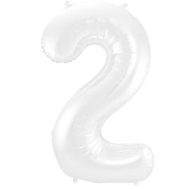 Cijfer Wit- 2