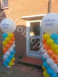 Pilaren Welkom Thuis