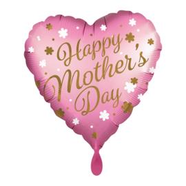 Moeder- Folie roze