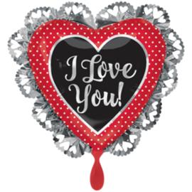 Valentijn- Love you schulp