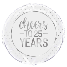 Folie Cheers 25