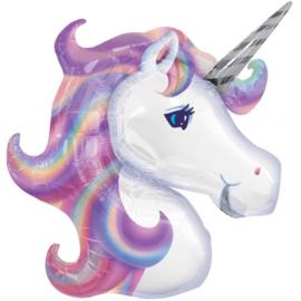 Folie-Unicorn pastel