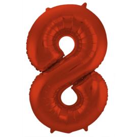 Cijfer Rood- 8