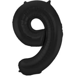 CijferZwart- 9
