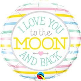 Valentijn- To the moon